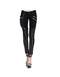 pantalones vintage retro mujer