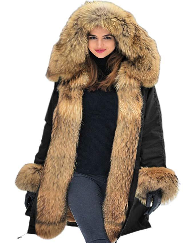 abrigo casual mujer