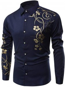 CAMISA ESTAMPADA RETRO
