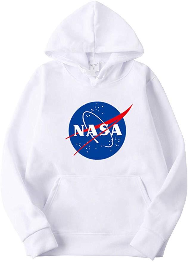 SUDADERA NASA-ESTILO VINTAGE